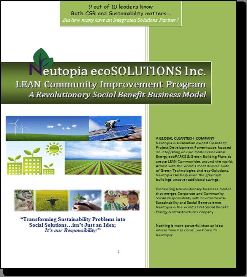 Neutopia LEAN Community Program2
