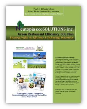 Green Restaurant Cover